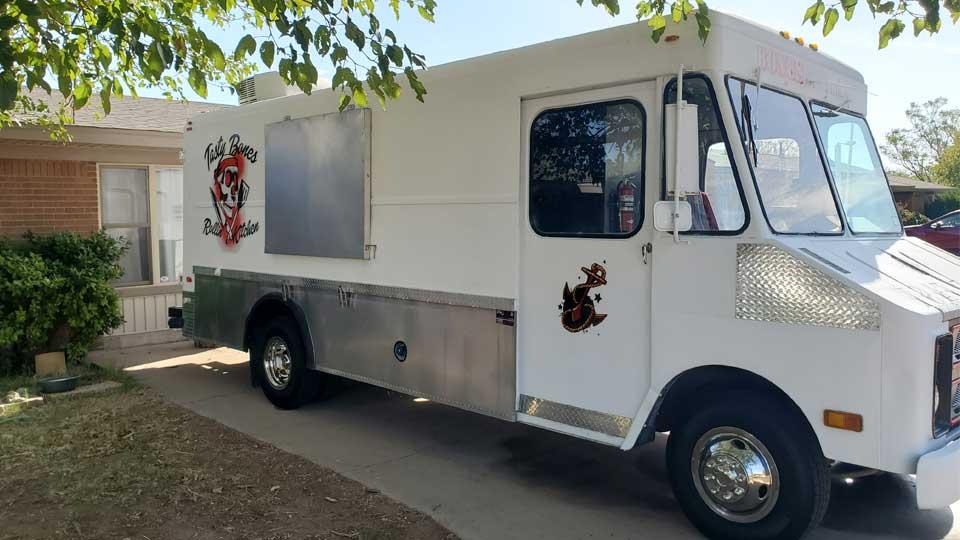 Tasty Bones Rolling Kitchen Food Truck